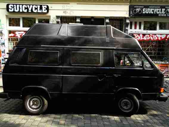 vw bus wohnmobil t3 von 1986 wohnwagen wohnmobile. Black Bedroom Furniture Sets. Home Design Ideas