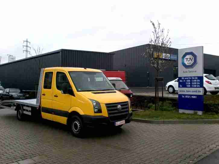 vw crafter 35 tdi doka autotransporter mit nutzfahrzeuge angebote. Black Bedroom Furniture Sets. Home Design Ideas