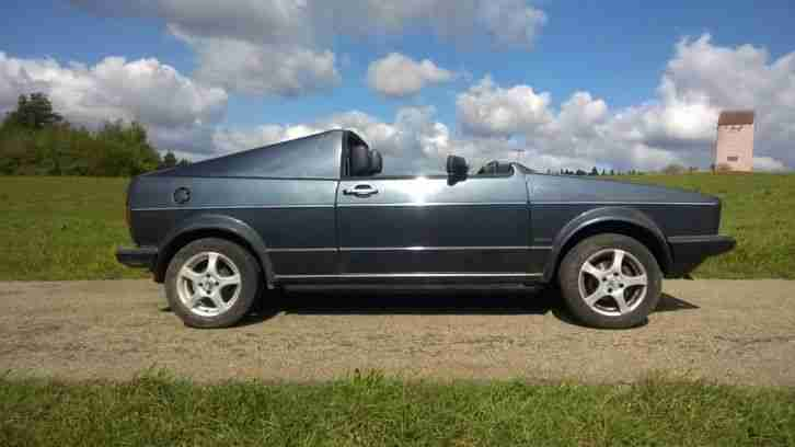 VW Golf 1 Cabrio T1 Buggy
