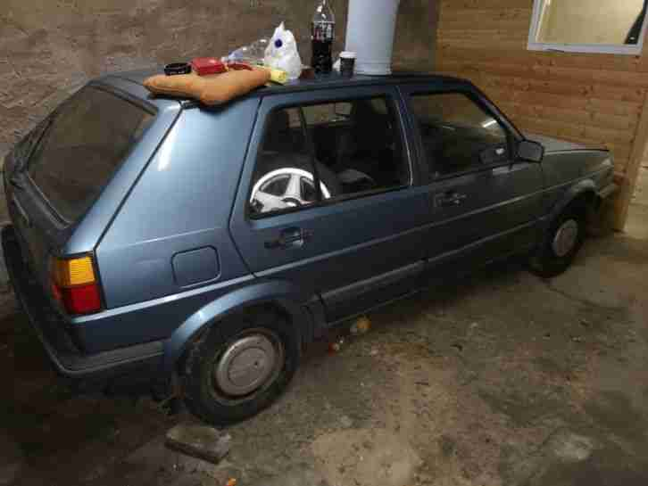 VW Golf 2 CL 5 Türig 1, 8l 90PS