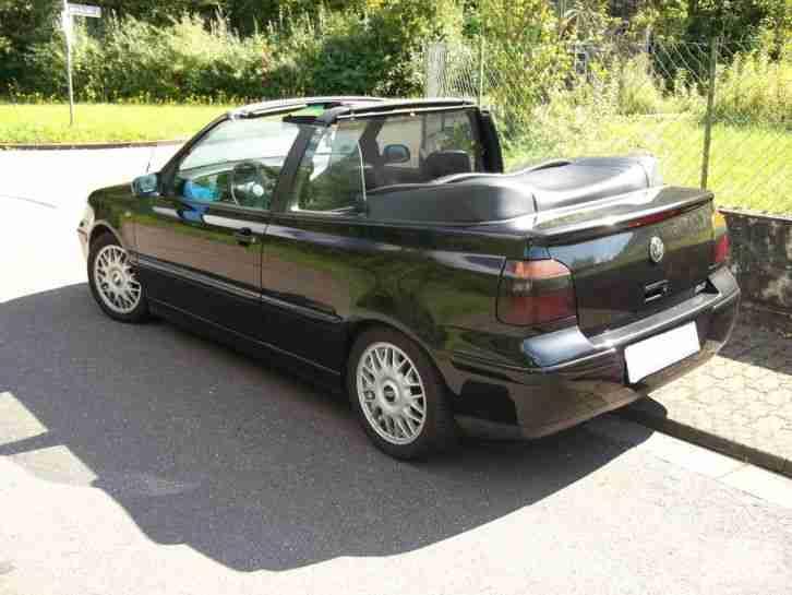vw golf 4 cabrio neue positionen volkswagen pkw. Black Bedroom Furniture Sets. Home Design Ideas