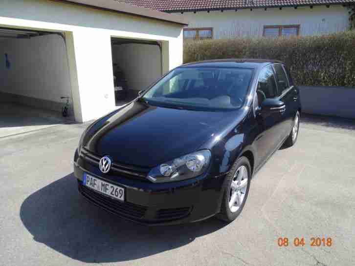 vw golf 6 1 4 tsi 160 ps neue positionen volkswagen pkw. Black Bedroom Furniture Sets. Home Design Ideas