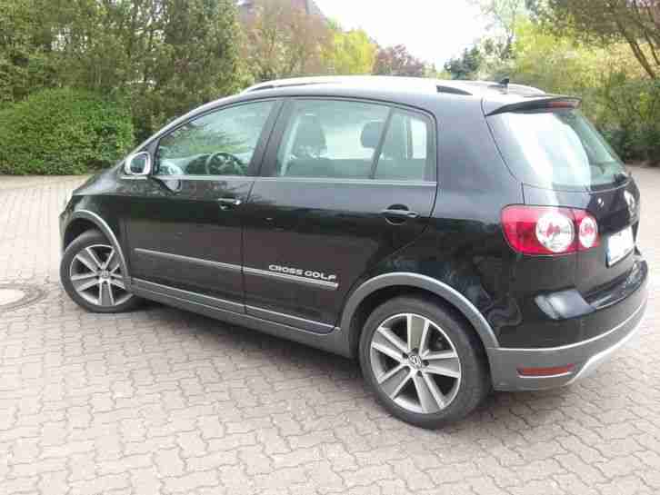 vw golf 6 plus cross 2 0 tdi automatik dsg neue. Black Bedroom Furniture Sets. Home Design Ideas