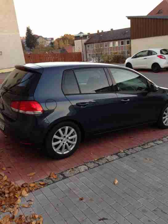 VW Golf 6 Team 1,4 TSI