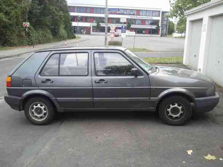 VW Golf II Automatik 1991 66 KW