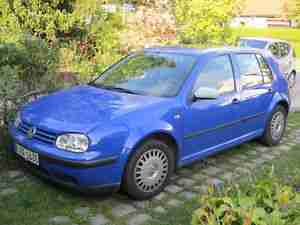 VW Golf IV 1998
