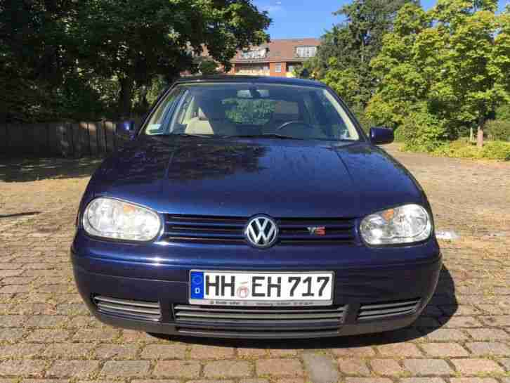 VW Golf IV 2.3 V5 Highline