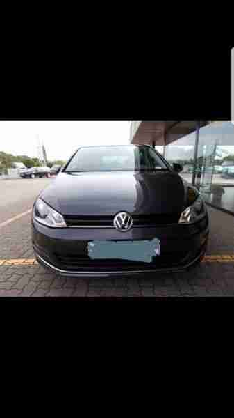 VW Golf VII 1, 2 TSi LOUNGE GARANTIE SHZ BLUETOOTH TEL TÜV NEU etc.