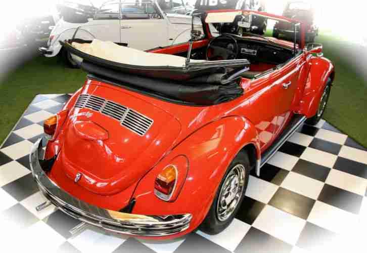 vw k fer cabrio 1302 beetle cabriolet oldtimer topseller. Black Bedroom Furniture Sets. Home Design Ideas
