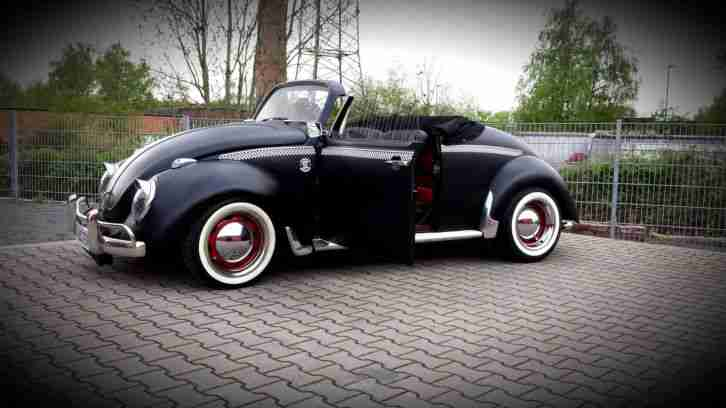 vw k fer speedster ostermann mit 2l typ 4 topseller oldtimer car group. Black Bedroom Furniture Sets. Home Design Ideas