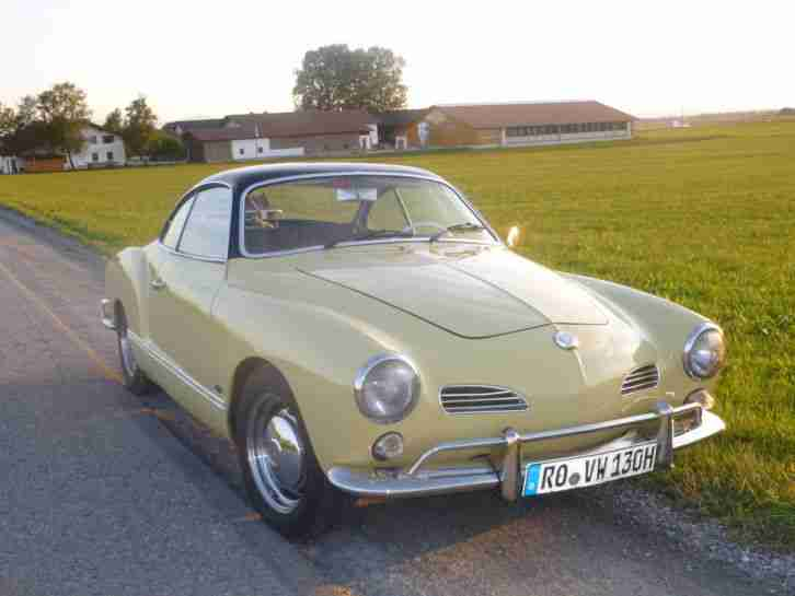 vw karmann ghia topseller oldtimer car group. Black Bedroom Furniture Sets. Home Design Ideas