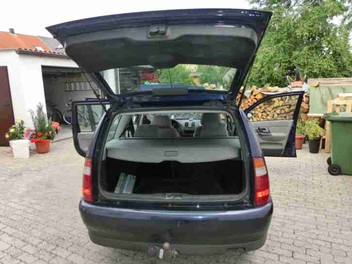 VW POLO Kombi TDI 90 PS Golf 4 Motor Turbo wurde