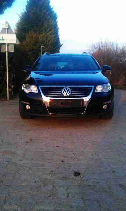 VW Passat 3C HIGHLHINE