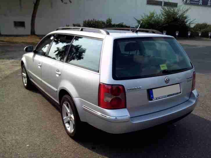 *** >> VW Passat Highline V6 2,5 TDI 4motion << TÜV 2016 >> EZ-2005 << ***