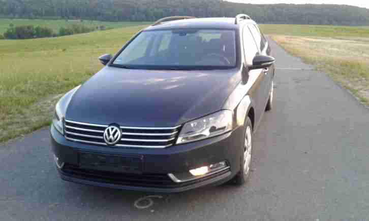VW Passat Variant 2.0 TDI 4Motion BlueMotion 4x4 AHK