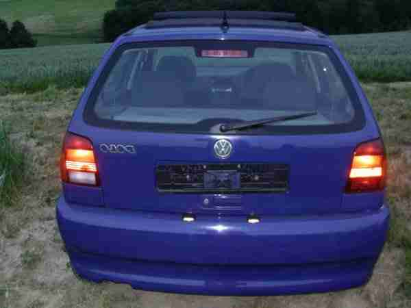 VW Polo Open