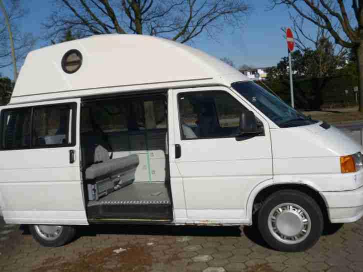 vw t 4 camper 1 9 diesel so kfz wohnmobil wohnwagen. Black Bedroom Furniture Sets. Home Design Ideas
