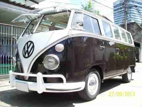 VW T1 Bulli Samba 1965 Split Screen Right Hand Drive