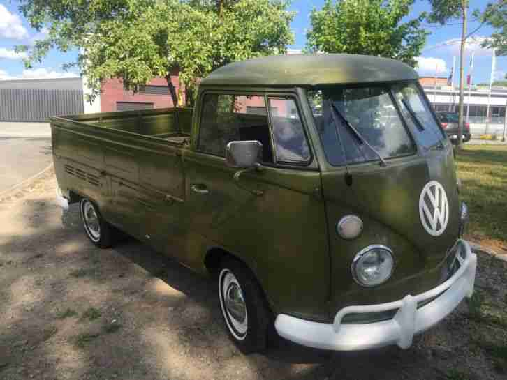 Vw T1 Pritsche Bulli Toper Oldtimer Car Group