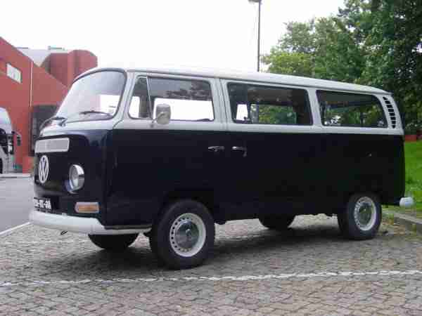 VW T2 Early