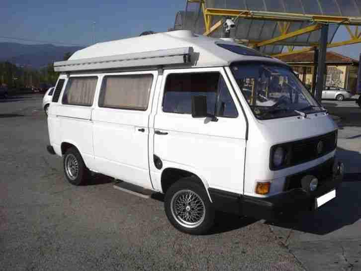 vw t3 camper bj 1990 2 4 diesel 252000 km topseller. Black Bedroom Furniture Sets. Home Design Ideas