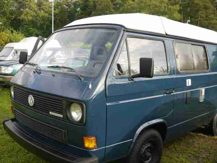 VW T3 CARTHAGO MALIBU FLASH2, wie California