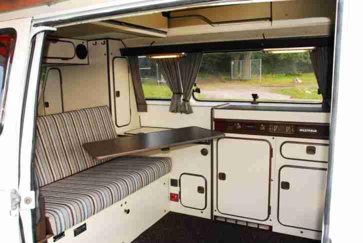vw t3 westfalia joker wohnmobil mit hochdach wohnwagen wohnmobile. Black Bedroom Furniture Sets. Home Design Ideas