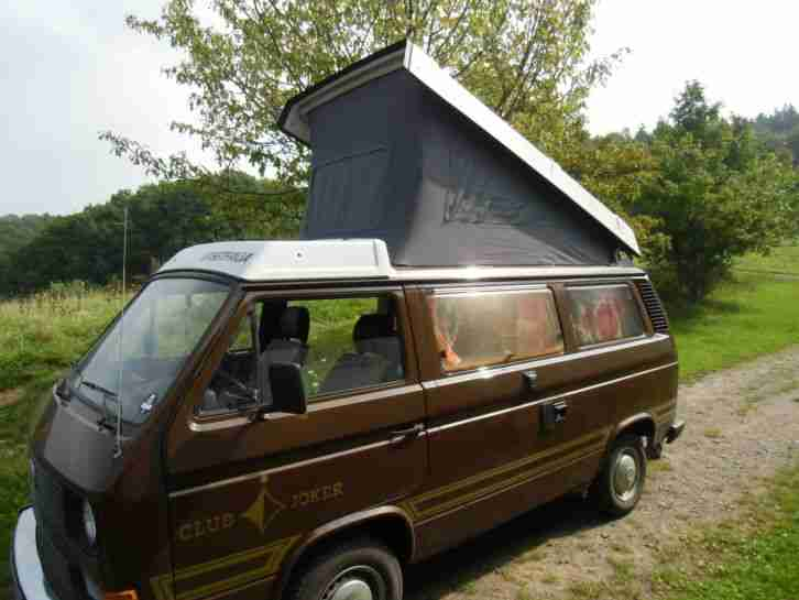 vw t3 westfalia mit h kennzeichen wohnwagen wohnmobile. Black Bedroom Furniture Sets. Home Design Ideas