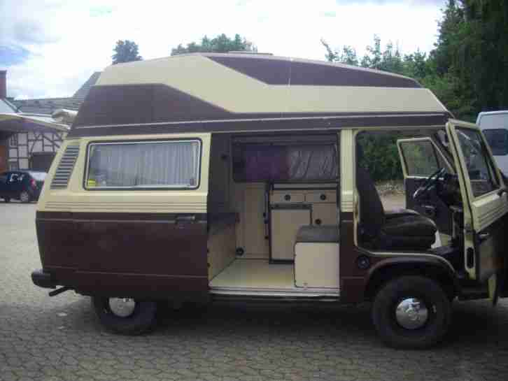 vw t3 wohnmobil campingbus wohnwagen wohnmobile. Black Bedroom Furniture Sets. Home Design Ideas