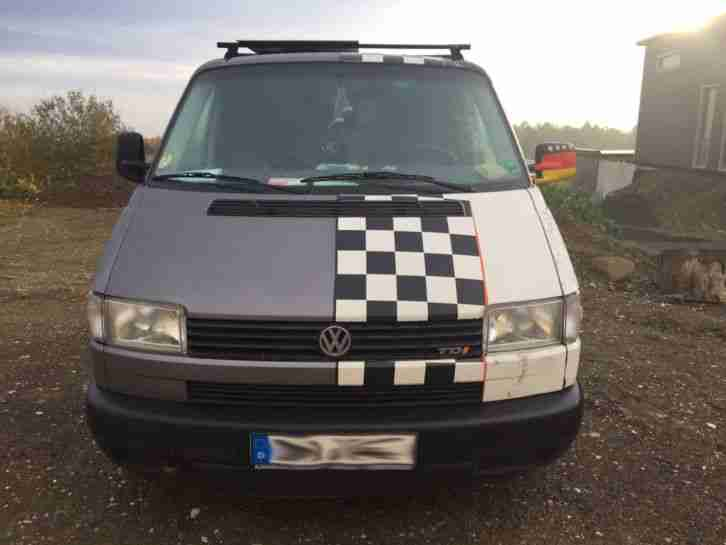 VW T4 2, 5l TDI Eco