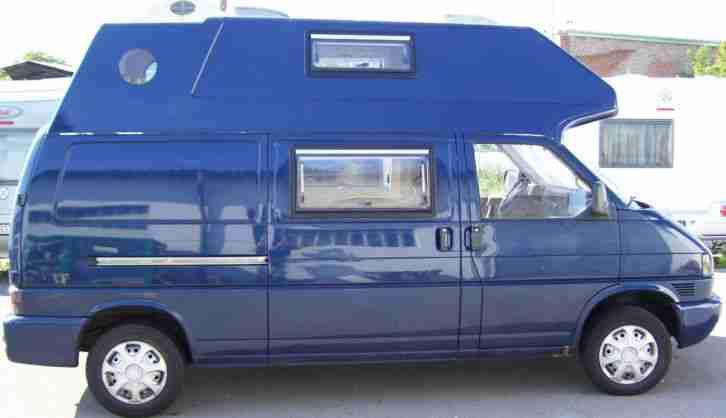 vw t4 bj 1998 langer radstand hochdach wohnwagen. Black Bedroom Furniture Sets. Home Design Ideas