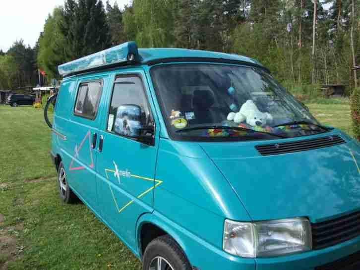 Vw T4 Dipa Campingbus Besser California Wohnwagen