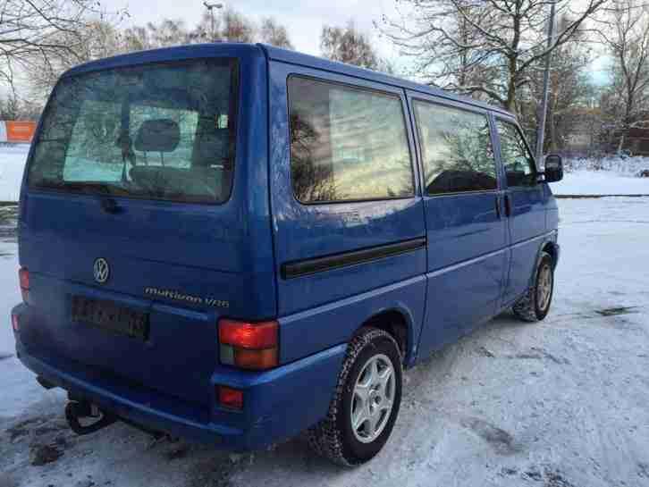 vw t4 multivan atlantis vr6 2 8 benzin ahk neue positionen volkswagen pkw. Black Bedroom Furniture Sets. Home Design Ideas