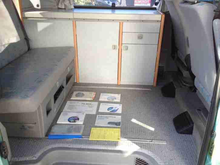 Vw T4 Tdi California Westfalia Coach Wohnwagen Wohnmobile