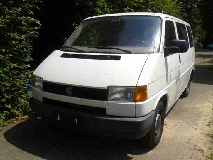 VW T4 Transporter Bus, km 266 000, Benzin,