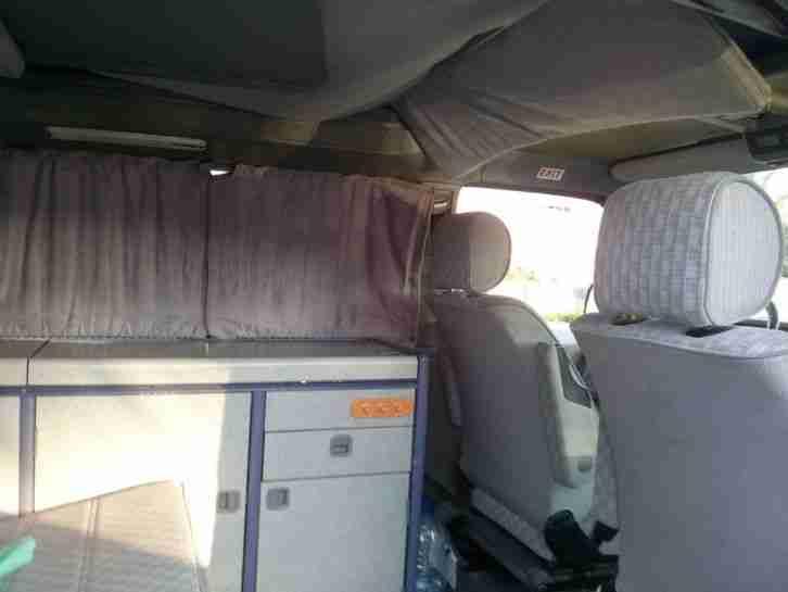Vw T4 Westfalia Eurovan Ganz Selten In Europa Wohnwagen