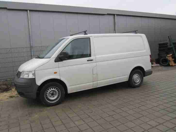 VW T5 Transporter an Bastler