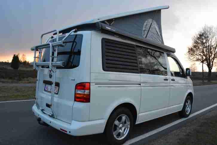 Vw T5 Wohnmobil Aufstelldach 75 Kw Ez 2009 Nur Wohnwagen