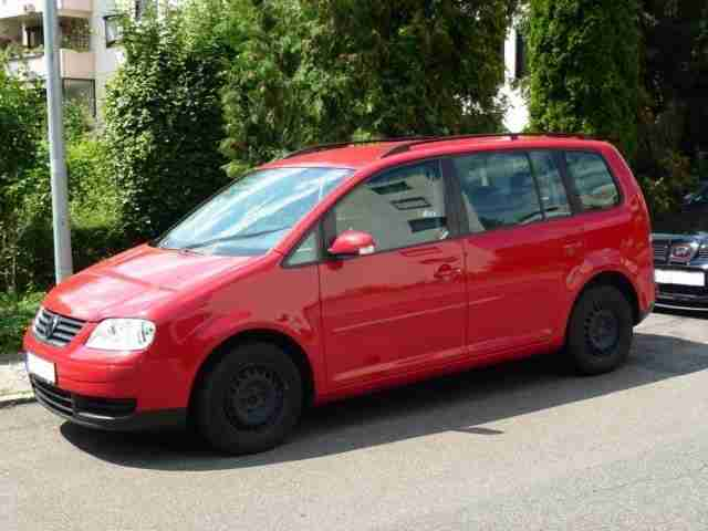VW Touran 2, 0 TDI