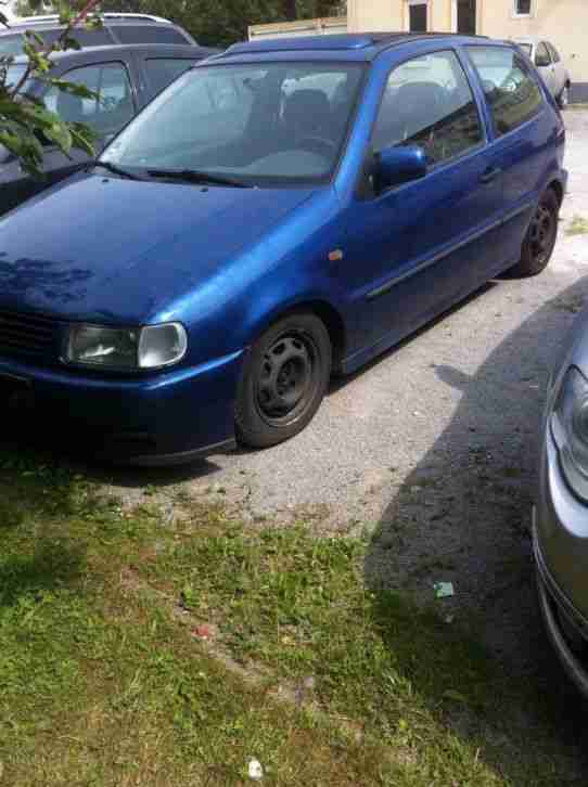 VW polo 6n 1999 1.4 L 60 Ps