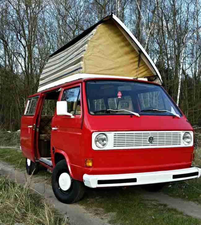 vw t3 eurec cassandra campingbus mit t v und h wohnwagen. Black Bedroom Furniture Sets. Home Design Ideas
