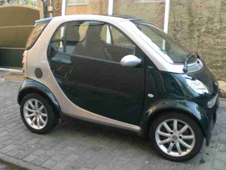 Verkaufe Smart ForTwo coupe softtouch passion