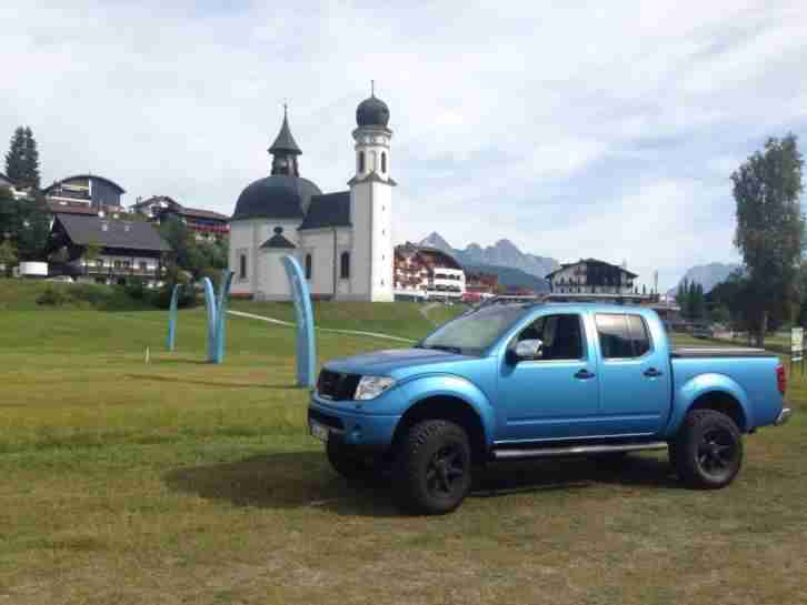 Verkaufe mein Nissan Navara Pick up Mega Optik