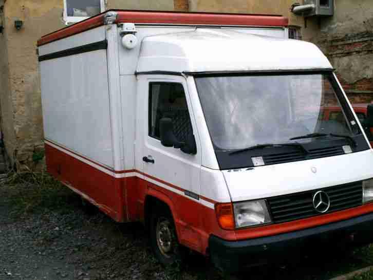 verkaufswagen mercedes 100 mb borco h hns nutzfahrzeuge. Black Bedroom Furniture Sets. Home Design Ideas
