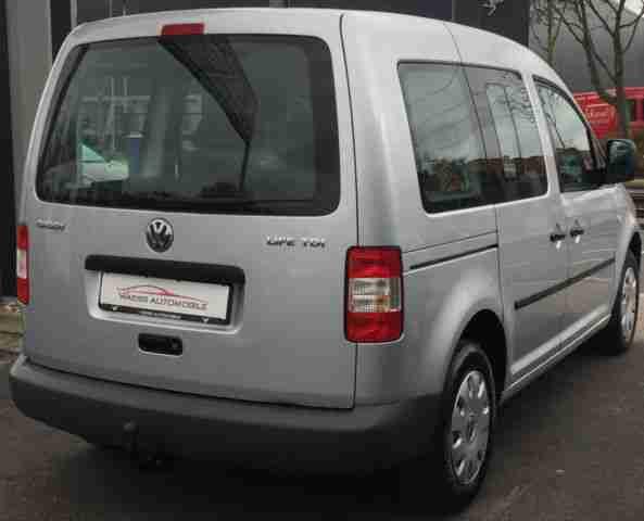 volkswagen caddy 1 9 tdi life 2x schiebet r neue positionen volkswagen pkw. Black Bedroom Furniture Sets. Home Design Ideas