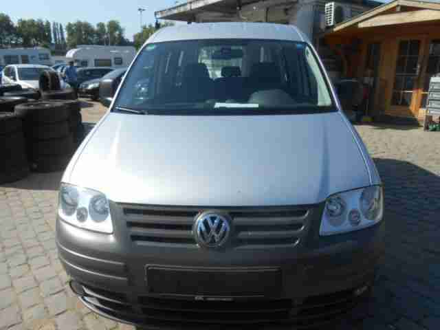 Volkswagen Caddy 1.9 TDI Life (5 Si.) WagNr