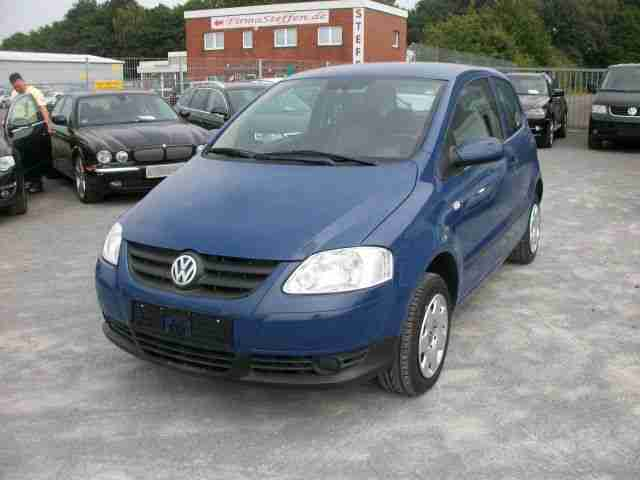 Volkswagen Fox Basis 1 Hand 40TKM