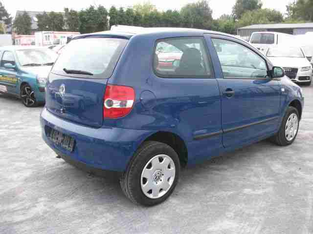 Volkswagen Fox Basis