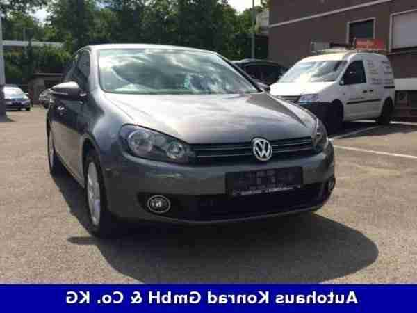 Golf 1.2 TSI Team AHK PDC