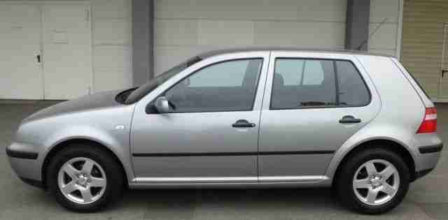 Golf 1.4 Klima 4 türig 2.Hand Top Zus